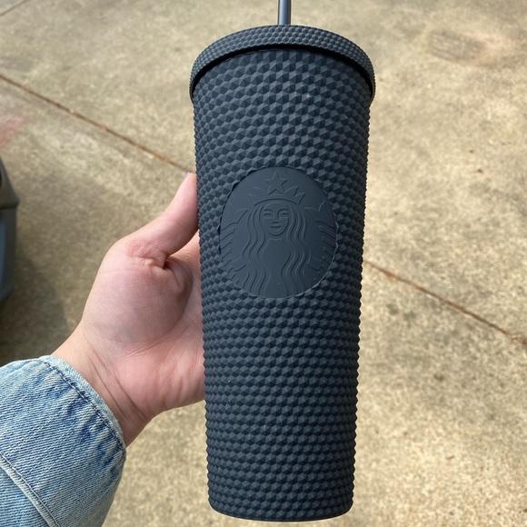 Starbucks black blind Venti cup